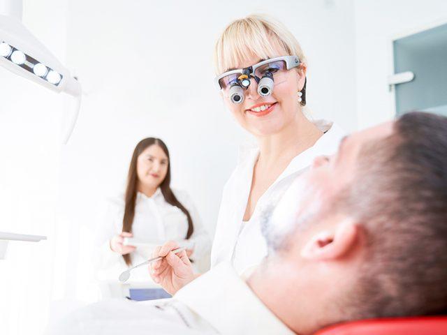 parodontosebehandlung ablauf